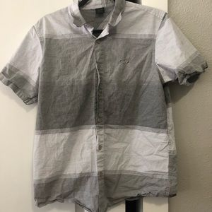 Oakley Button Up Shirt - Size M